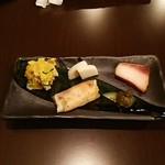 日本酒バル 酌-syaku- - 特製酒肴盛り