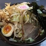 周旋人 - まぜ豚野郎 辛口(700円)
