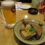 姫路食堂 - 生ビールと姫路おでん