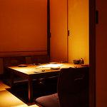 鉄板焼と和食 宴 - 接待や商談などに4名様用お座敷個室