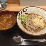 天かめ - カレーとたぬき(2016年10月)