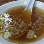 太陽 - チャーハンについて来たスープがマジ旨しッ!!