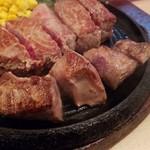 57854683 - 胆振産仔鹿肉100gです。