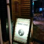 TAKE ONE -