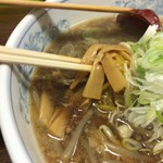 ラーメン 圭司 - 醤油ラーメン 2016/09/25
