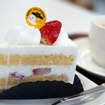 モン プレジール - 料理写真:イチゴショート