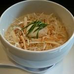 蝉吟 - 料理写真:玉葱とオリーブオイルで乳化させた味噌(780円)