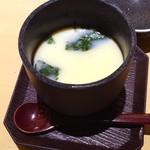 雛鮨 - 茶碗蒸し