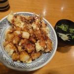 57860886 - 天丼+お吸い物
