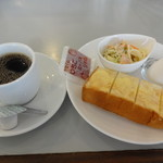 ルモンド - 料理写真:ホット珈琲 モーニング付
