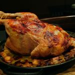 エル・ボガバンテ346 - 地鶏の丸焼き