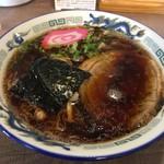 57863311 - 醤油ラーメン700円