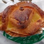 ラポール - 料理写真:アップルデニッシュ
