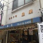 泉屋生菓子店 - 外観