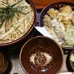 元祖名物そば - 料理写真:
