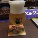 Beer House ALNILAM - 2016.10 ラ シュフ ソレイユ 生樽