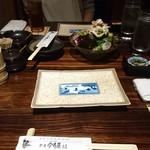 新宿 今井屋本店 - アボカドサラダ1000円