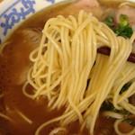 すずめ - 麺のアップ♪