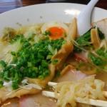 味楽 - 料理写真:特製味楽(塩)850円