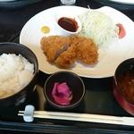 ROZEO - ヒレカツ定食 1,400円