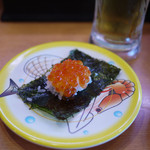 かっぱ寿司 - 鮮極鮭いくら~☆