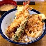 天丼てんや - 390天丼¥390 2016.10.16