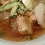 冷麺館 - 冷麺セット