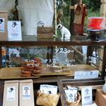 Yeti Fazenda COFFEE - 里山の風景に馴染むお洒落なブース