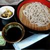 八十里庵 - 料理写真:ざるそば
