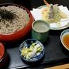 まほろば - 料理写真:天ぷらざるそば