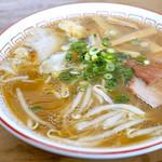 瀬戸うどん - 美味しいスープでした。