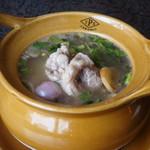 ワイズキッチン - 豚肉と春雨のさっぱりスープ