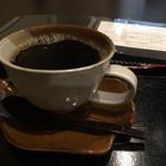 黒文字や - ブレンドコーヒー あっさり味