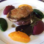 イルマーレ - フォアグラとフィレ肉