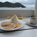 ボートカフェ - 珈琲とパンケーキ