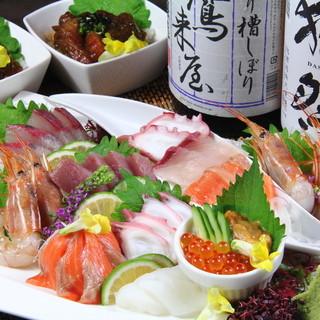 ウニいくら豪華刺身盛りゅうきゅう丼!究極ワイン獺祭…新登場!