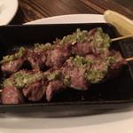 マルゲリータパリアッチョ - 子羊の串焼き