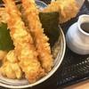 熱々天ぷら 虎之介 - 料理写真:天丼(950円)