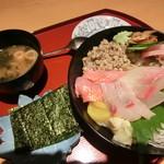 57877322 - 地魚丼 2016.10