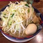太一商店 - 料理写真:野菜増し、味玉