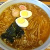 Taishouken - 料理写真:中華麺と玉子です