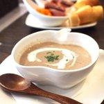 ラ コッペ - キノコのスープ