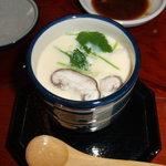 鯛八鮨 - 茶碗蒸し(500円)