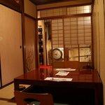 八坂通り 燕楽 - 個室3部屋あります。