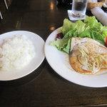 味工房夢魚 - カジキマグロのソテー