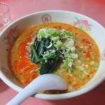 香林 - 料理写真:坦々麺 800円