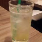 チェゴヤ - 白ぶどうジュース