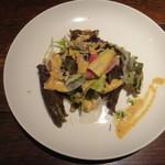 キッチン ハセガワ - サラダ