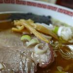 くらた食堂 - 料理写真:肉厚チャーシュー