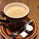 ココノハ - ホットコーヒー p(^_^)q